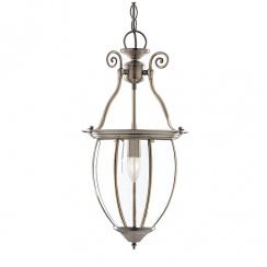 Lantern antique brass