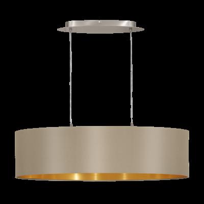 Maserlo Oval Pendant